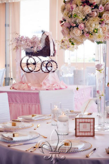 The Citizen Hotel Le Pink Baby Shower Tres Fabu Events